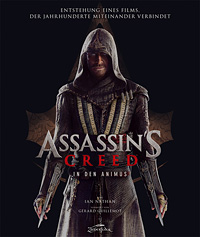 Cover Assassin's Creed – In den Animus