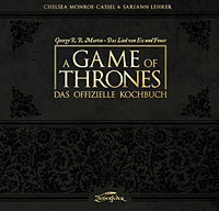 Cover A Game of Thrones - Das offizielle Kochbuch